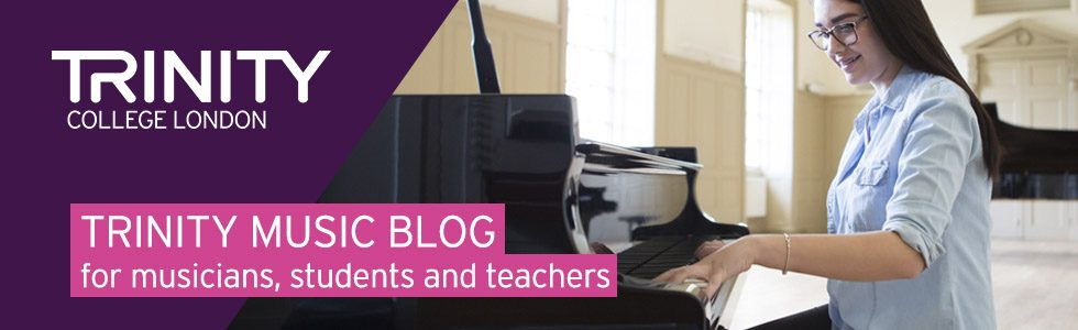 Trinity music blog